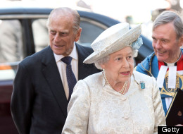 LOOK: Queen Leads Coronation Celebrations At Westminster Abbey