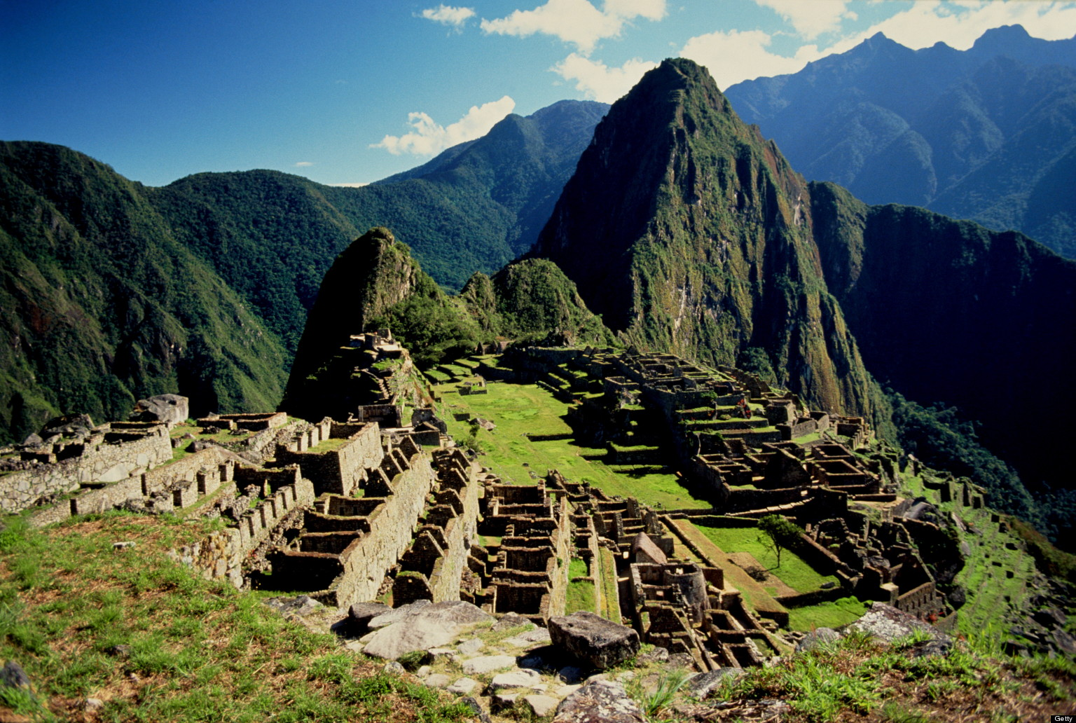 Make My Day, Machu Picchu | HuffPost