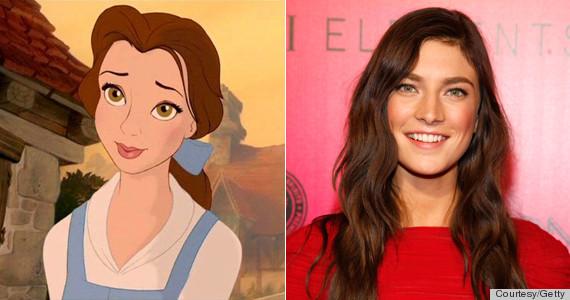 models cartoon character lookalikes separated at birth