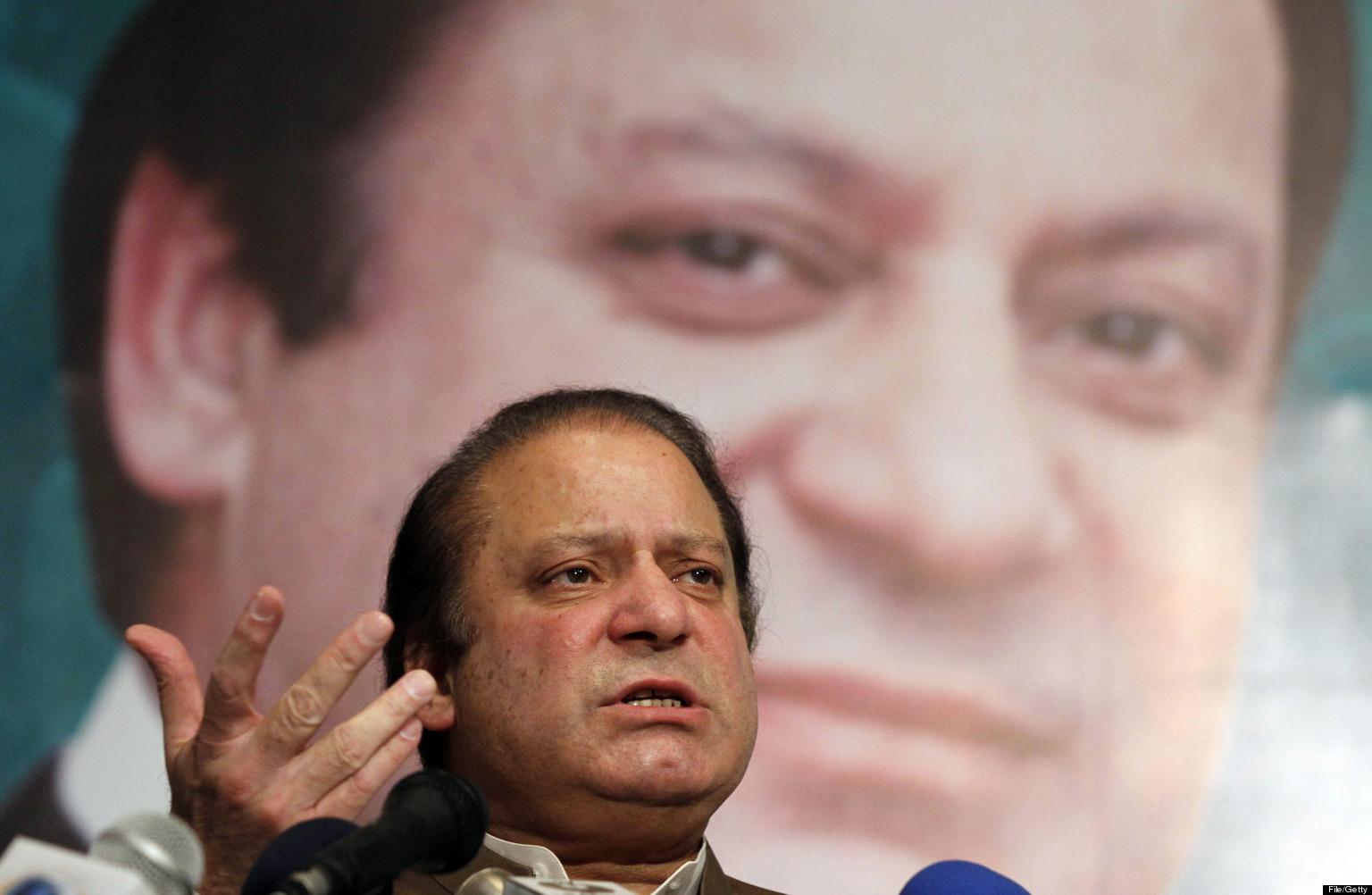 Nawaz Sharif, Pakistan Prime Minister, Elected For Third Term