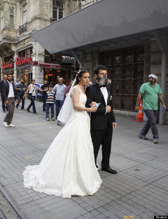 couple married turkey