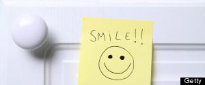 POSTIT SMILEY