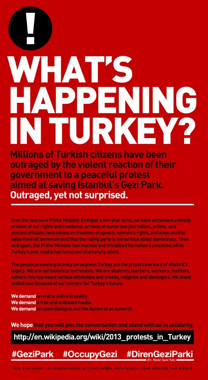 turkish protesters nytimes ad