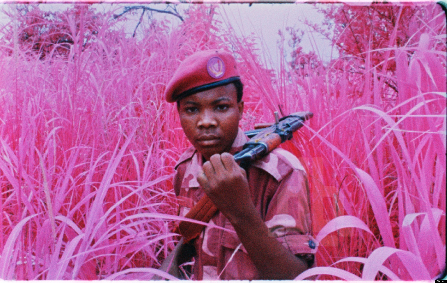 Richard Mosse's 'The Enclave': Stunning Film Captures The ...
