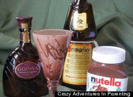 Nutella Martini: It's a Thing