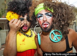 Hialeah's Bearded Drag Queens Talk Smack About Janet Reno