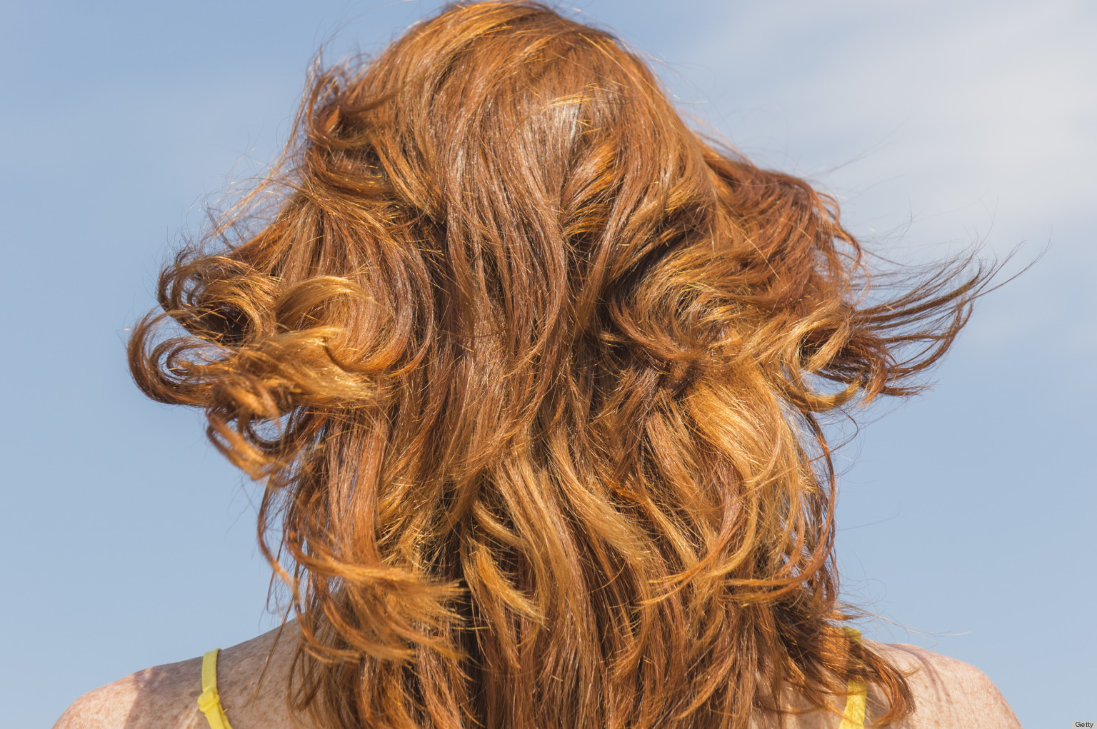 hair color tips to protect your strands all summer long huffpost - Color Tips Of Hair
