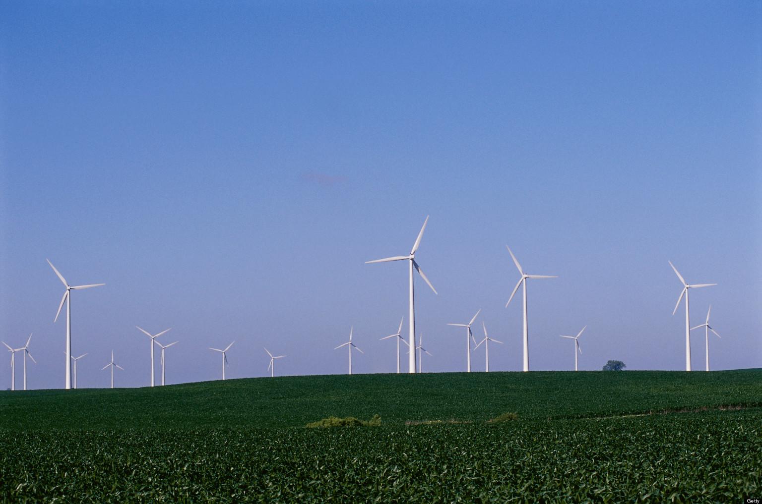 Iowa Wind Farms Iowa Wind Production Poised to