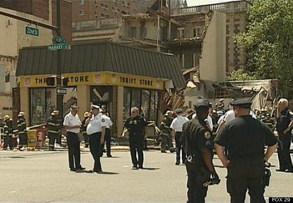 center city collapse