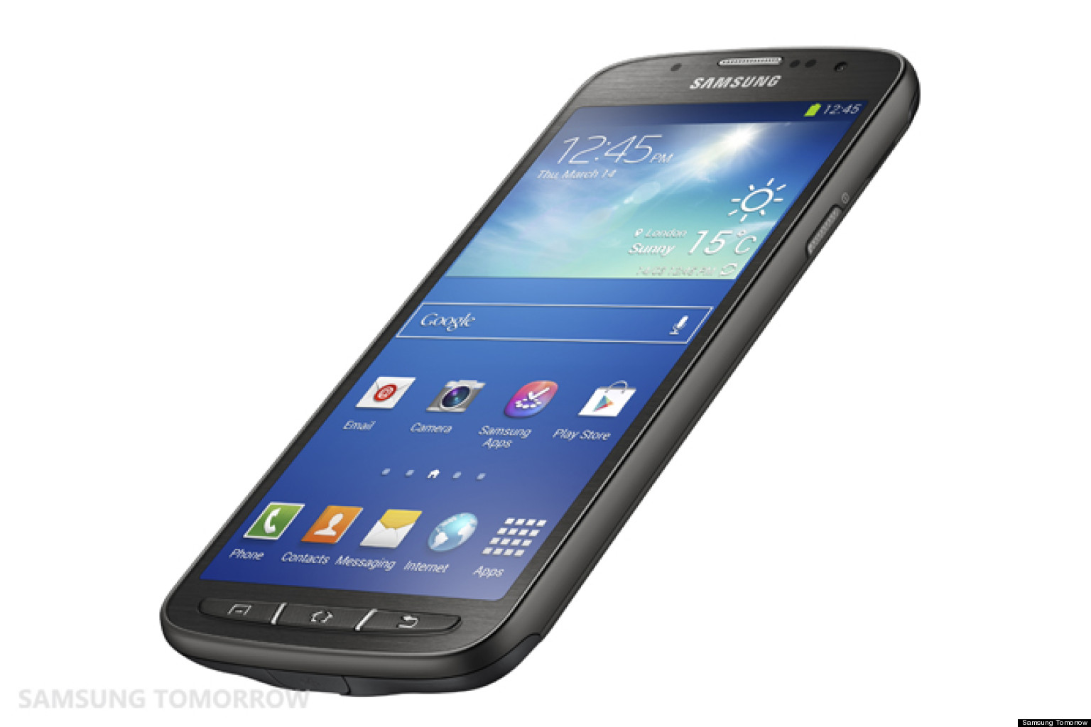 samsung s galaxy s4 active can survive underwater longer