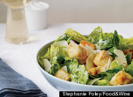 Recipe Of The Day: Caesar Salad