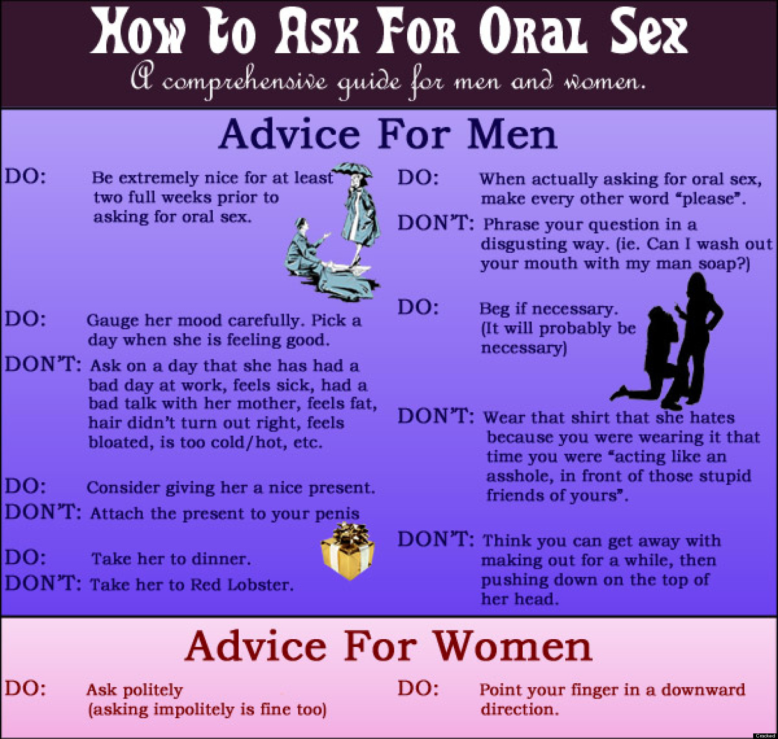 ask for sex without asking