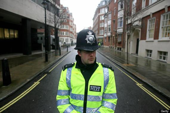 arrest police uk