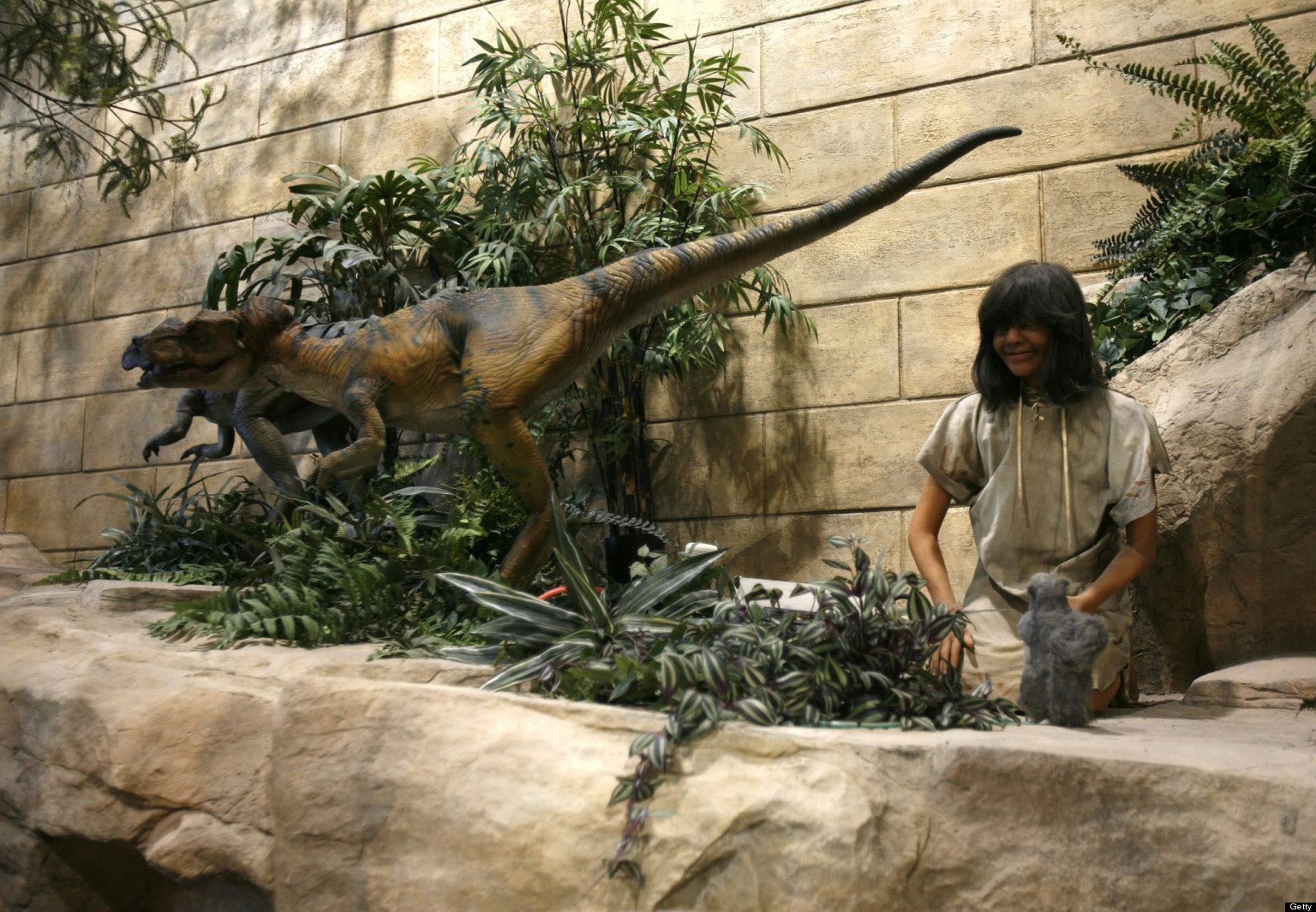 Creation Museum Adds Zip Lines And Other Secular Fare As