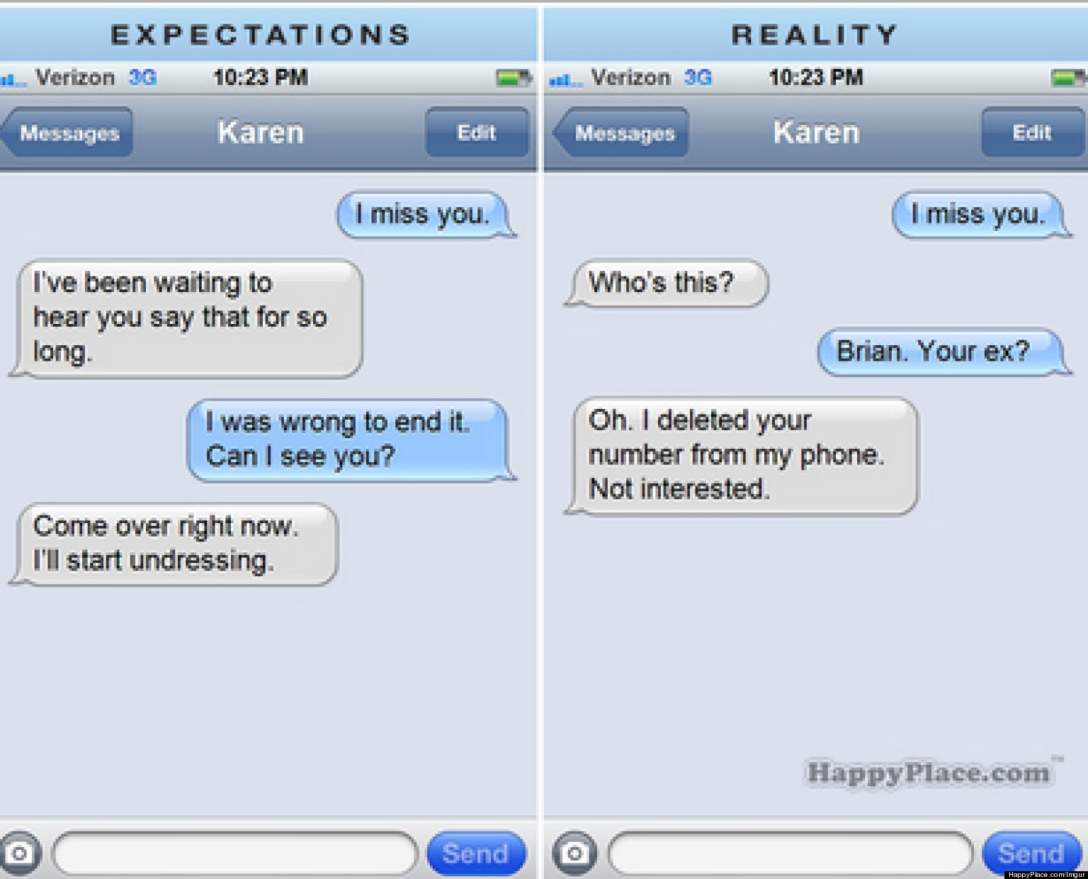 Funny Text Messages Dirty