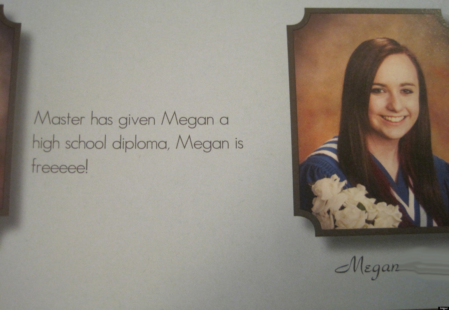 'Harry Potter' Yearbook Quote Takes The Cake (PHOTO ...