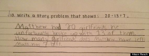 matthew had 20 girlfriends
