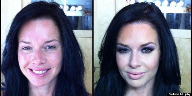 makeup porn