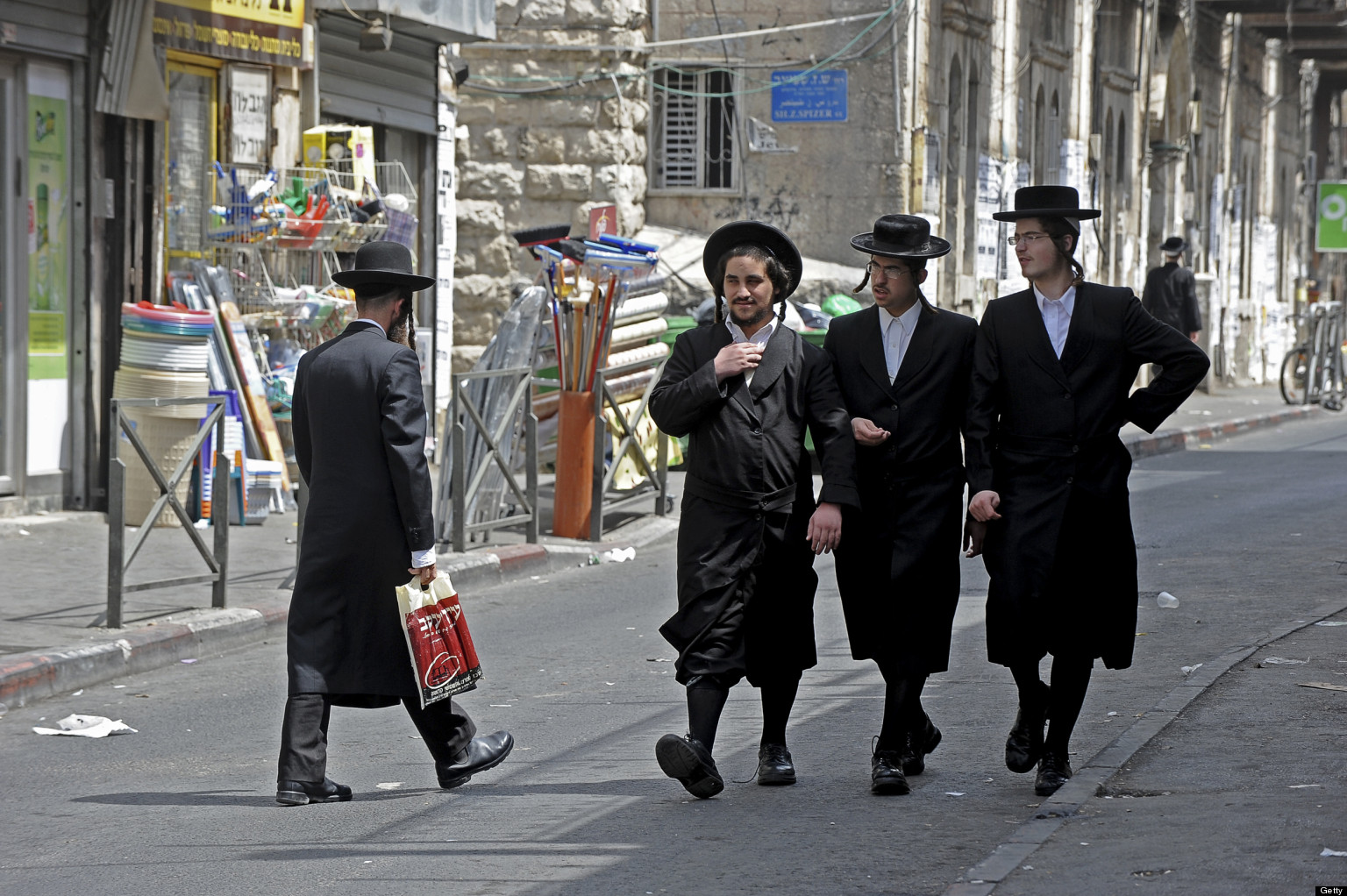 Haredi Jews In Israel: Ultra-Orthodox Jews In Israel Face Reform Drive As Haredim
