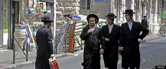 Israel Ultraorthodox Jews Reform