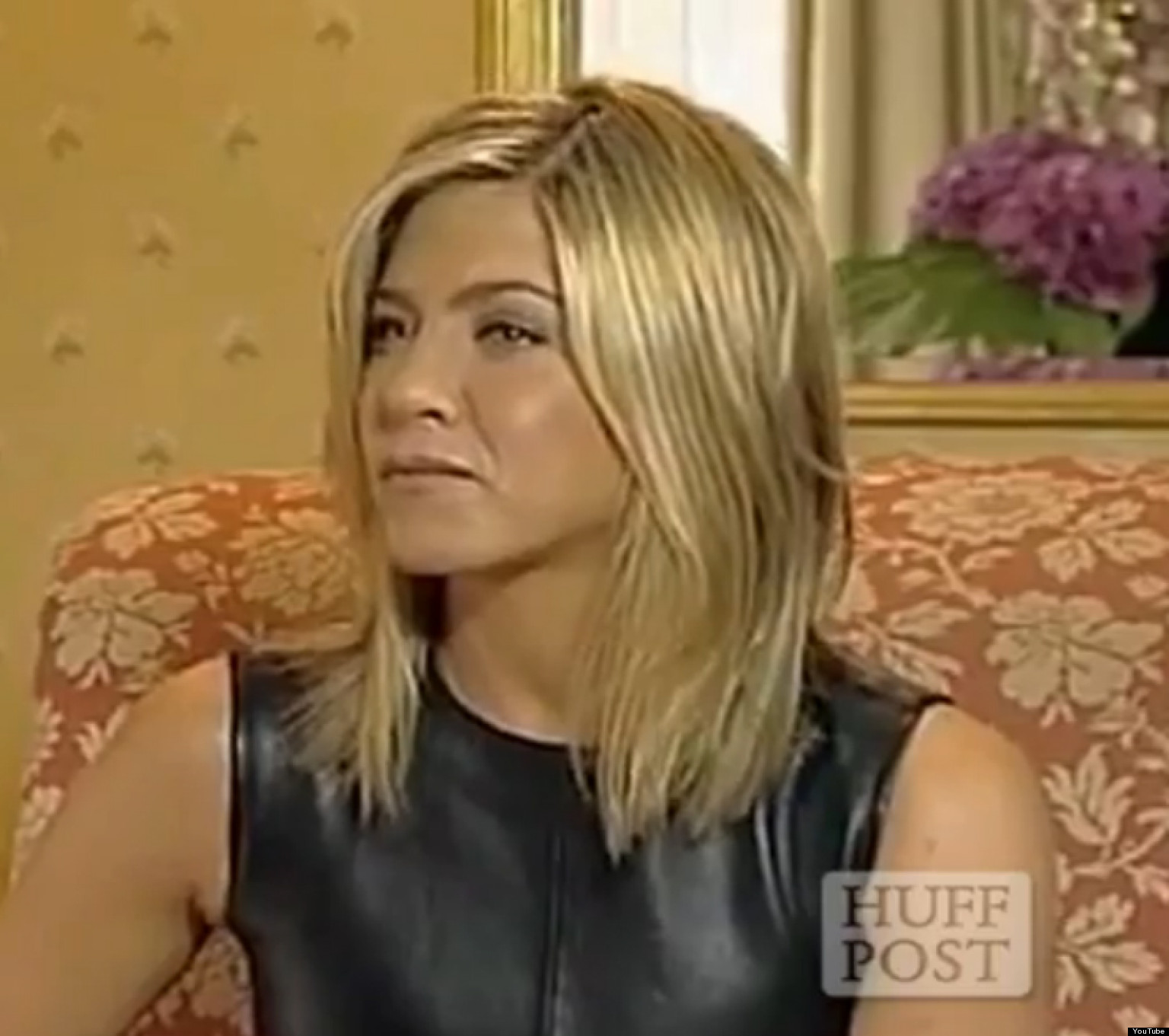 Celebrity interviews video