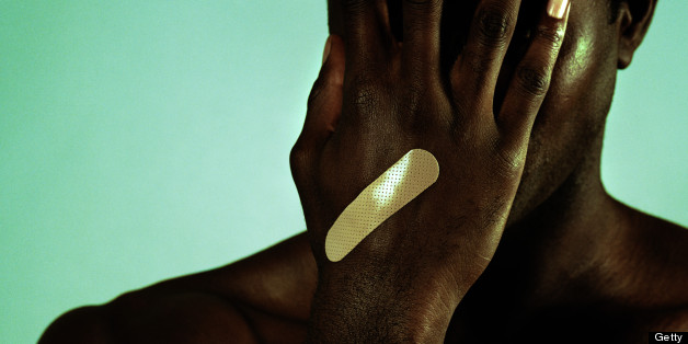 The Story Of The Black Band-Aid | HuffPost