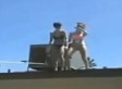 Teen Breaks Feet In Failed Jump Into Pool From Roof Of Arizona Home (Graphic Video)