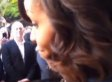 Michelle Obama Confronts Heckler At Fundraising Event (VIDEO)