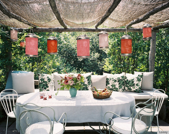 8 Summer Patio Ideas By Lonny That Will Make You Wish You Had A ...