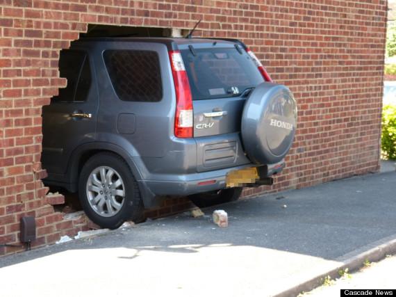 car wall chris simpson sutton