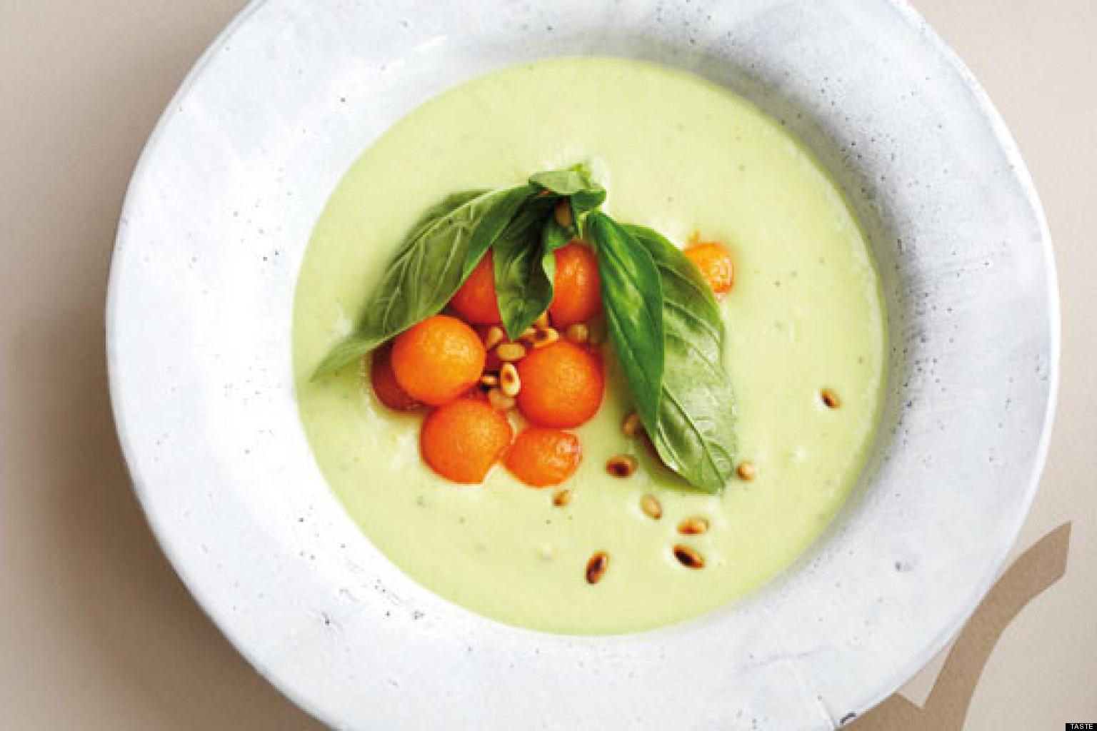 Recipe Of The Day: Avocado Soup