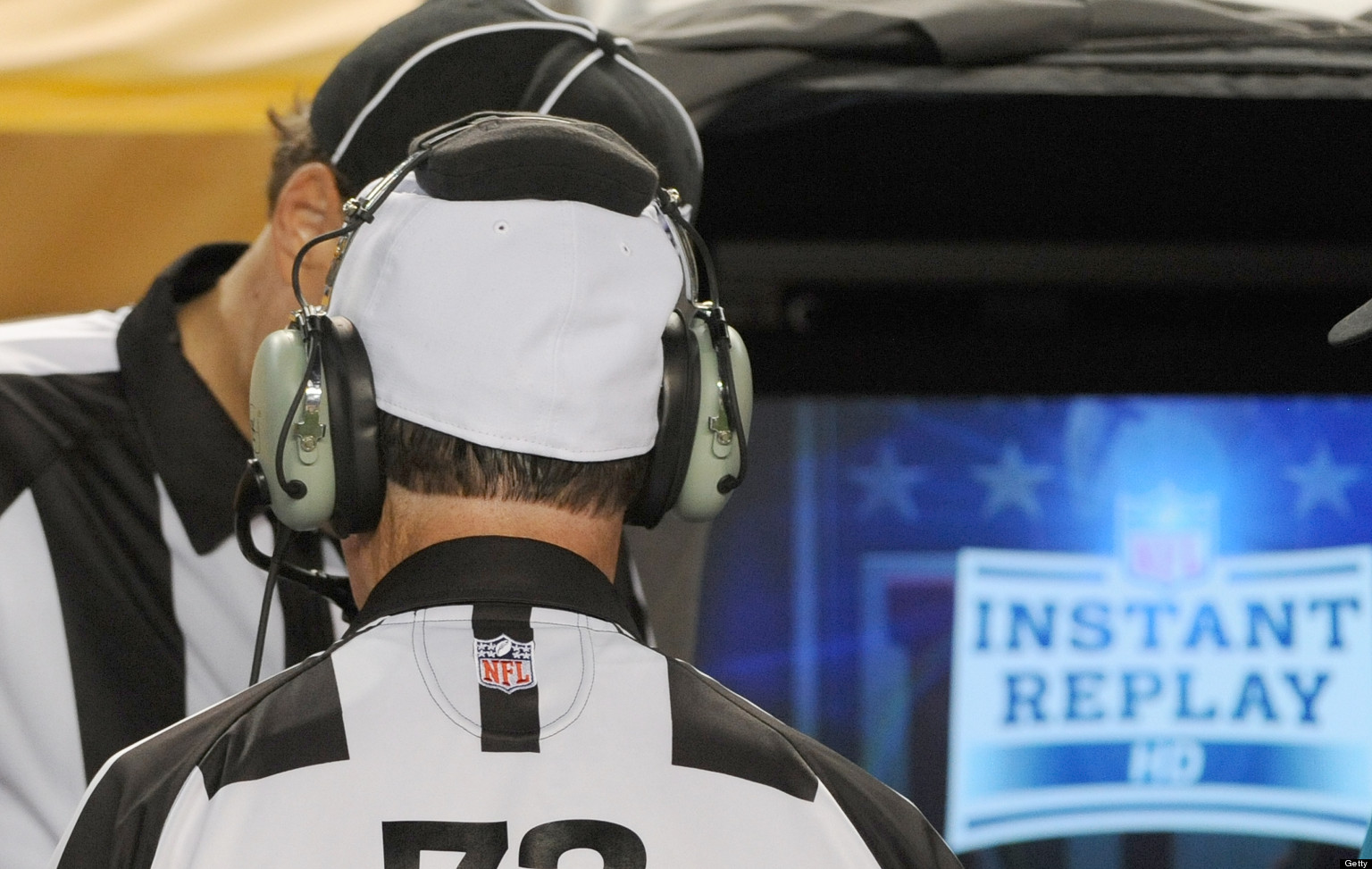 Nfl Instant Replay Official Review Could Use An Upgrade