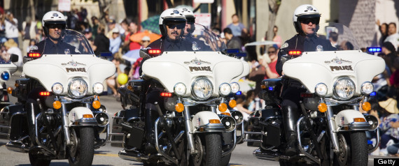 LAPD COUNTERTERRORISM DRILL