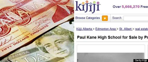 PAUL KANE HIGH SCHOOL FOR SALE ON KIJIJI