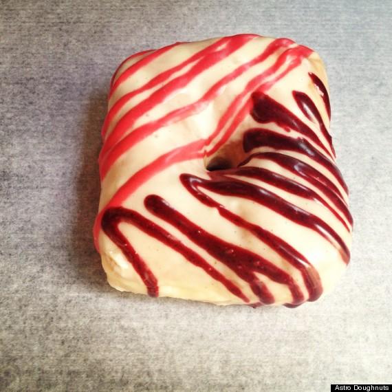 astro doughnut day