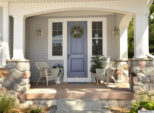 Front Door Colors Glamorous What Your Front Door Color Has To Say About Your Personality Review