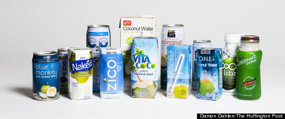 Water Brands That Start With M