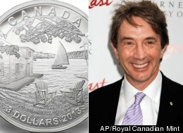 Martin Short 3 Dollar Coin