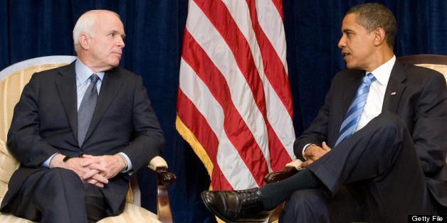 Compare and contrast obama and mccain essay