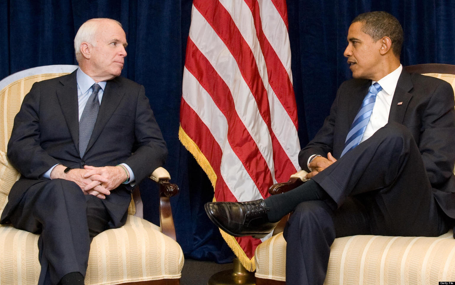 Chinese Hacked Obama Mccain Campaigns Took Internal Documents Officials Say Huffpost