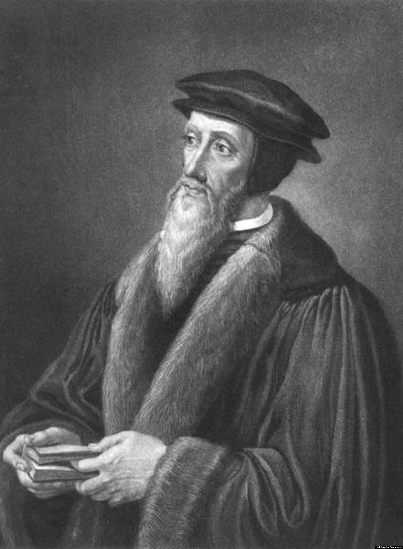john calvin According to john calvin, predestination is god's unchangeable decree from  before the creation of the world that he would freely save some people (the elect), .
