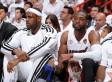 Dwyane Wade, LeBron James Blame 'Fatigue' For Poor Fourth Quarter Against Spurs In Game 1