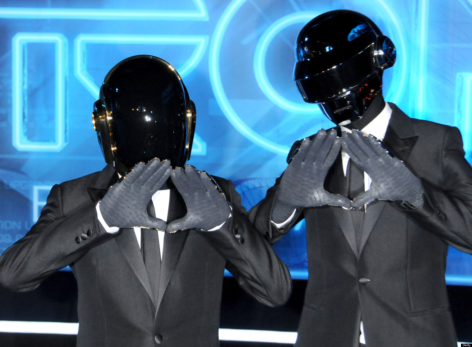 Daft Punk Unmasked Now