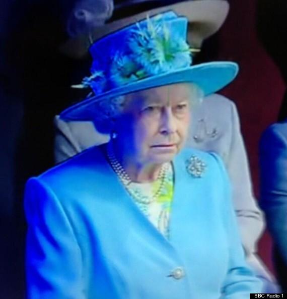 queen elizabeth bbc