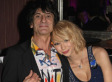 Ronnie Wood's Wife Gets Divorce, Cites Adultery