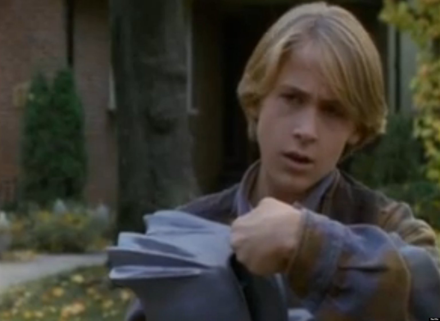 Ryan Gosling In Goosebumps Video Is Adorable As Ever