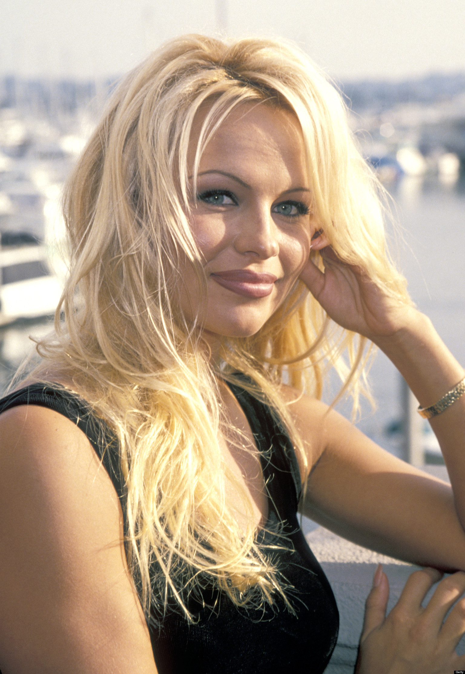 Pamela Anderson's Hottest Moments (PHOTOS) | HuffPost Pamela Anderson