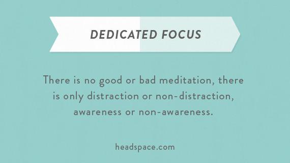 dedicated focus