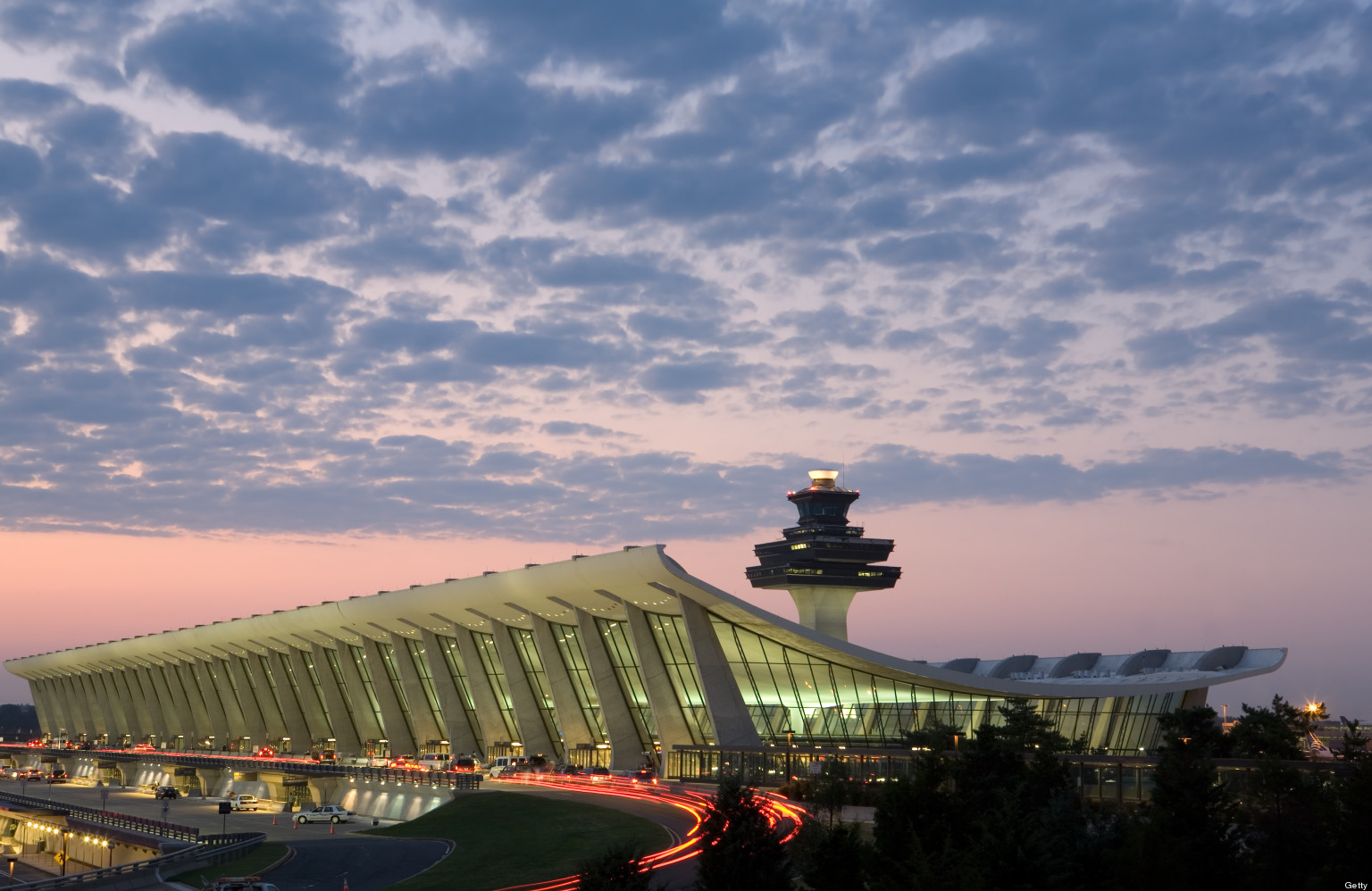 Dulles Airport Date Night? Survey Says: Yes | HuffPost