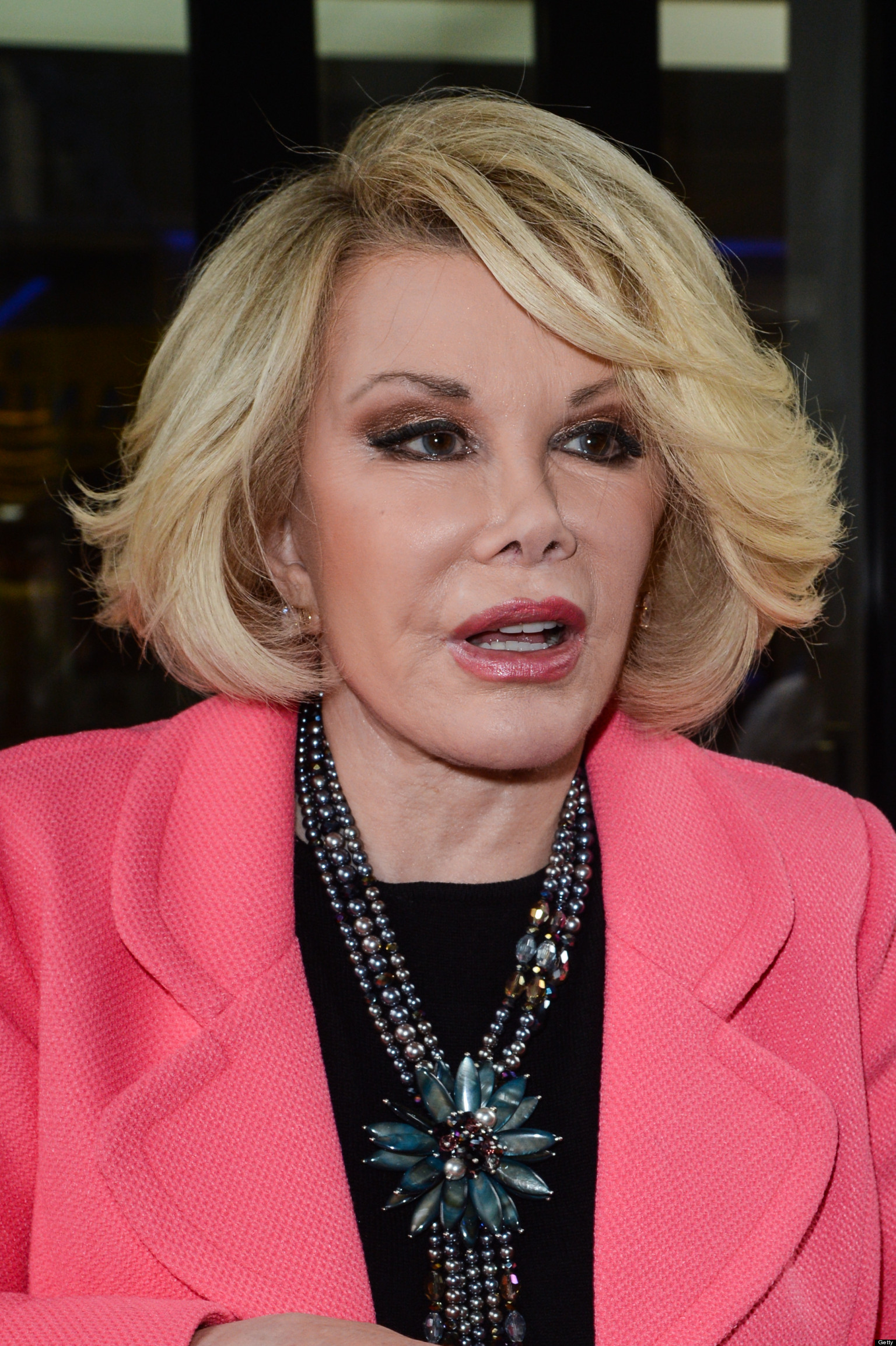 joan rivers Joan rivers, actress: spaceballs joan rivers was born on june 8, 1933 in brooklyn, new york city, new york, usa as joan alexandra molinsky she was a writer and actress, known for spaceballs (1987), iron man three (2013) and rabbit test (1978.